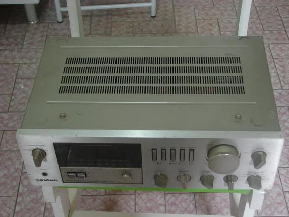 Amplificador Gradiente Model 246 Estou Vendendo Peças Leia!!