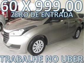 Hyundai Hb20 Confort Flex Zero De Entrada +60 X 999,00 Fixas