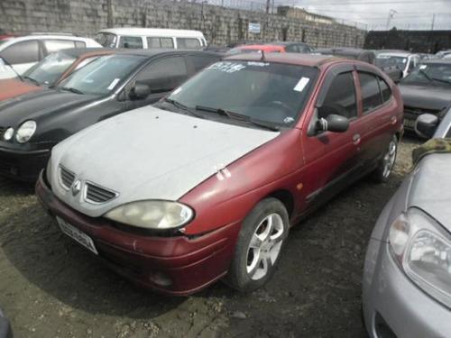 Renault Megane 1.6 16v 1999 Sucata Somente Peças