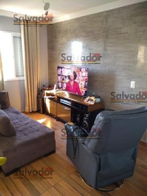Apartamento Para Venda, 3 Dormitórios, Moóca - São Paulo - 7740