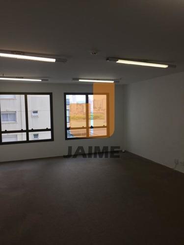 Conjunto Comercial Na Barra Funda Para Venda 45m² - Ja16740