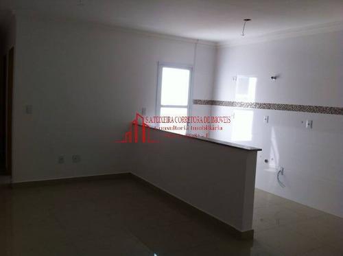 Apartamento Novo 02 Dorm A Venda Vila Gilda - 1090