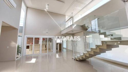 Casa Com 3 Dormitórios À Venda, 293 M² Por R$ 2.000.000,00 - Residencial Lago Sul - Bauru/sp - Ca1974
