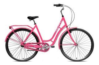 Bicicleta R28 Sunny Lady Aluminio Con Canasto