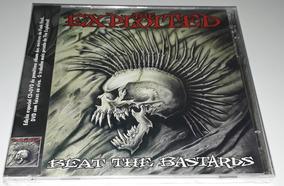 Exploited - Beat The Bastards (cd+dvd Lacrado)