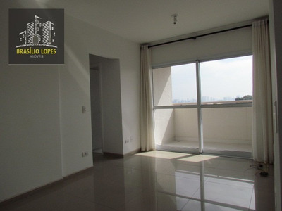 Apartamento Locação 02 Dorms E 01 Vg Alto Do Ipiranga/ M1833