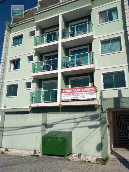 Apartamento De 03 Quartos Para Locação No Bairro Cidade Jardim!!! - Ap0535