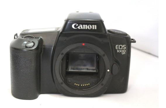Câmera Fotografica Canon Eos 1000qd Coleção Retirada De Peça