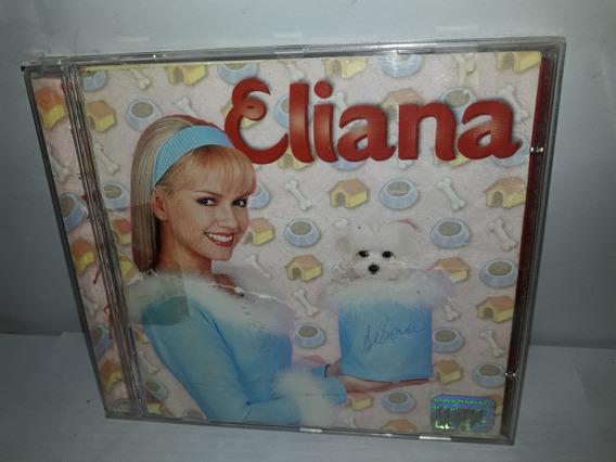 Cd Eliana 1998 Infantil Ler Mais...