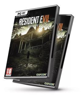 Resident Evil 7 Biohazard En Español + 5 Dlcs - Juegos Pc