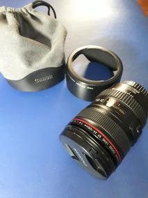 Lente Canon Ef 24-105 Série L F/4