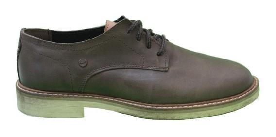 Zapato Vestir Cuero Hombre Acordonado Art 210. Marca Bando