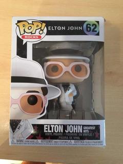 Funko Pop Rock Elton John Número 62