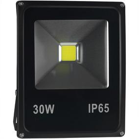 Refletor Led 30 Watts Bivolt 110 E 220v Branco
