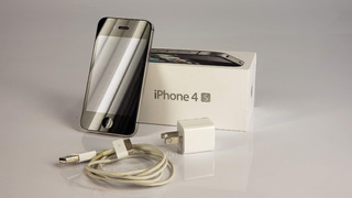 Apple iPhone 4s 8gb Preto Original Usado 8727 #1002914
