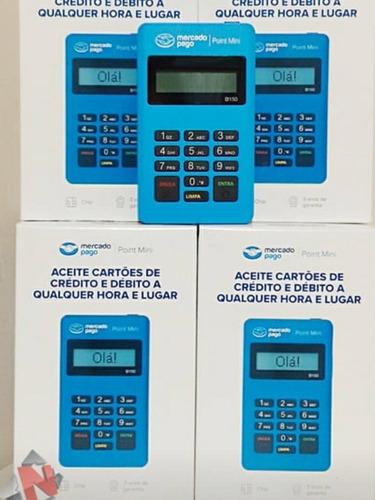Imagem 1 de 5 de Máquina Point Mini Mercado Pago