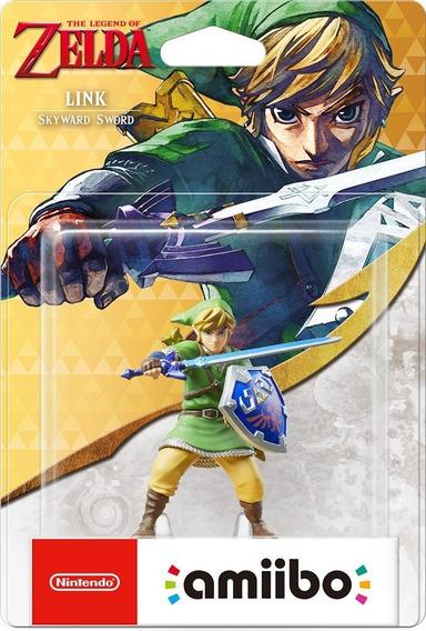 Amiibo Link Skyward Word Switch Wiiu 3ds 2ds