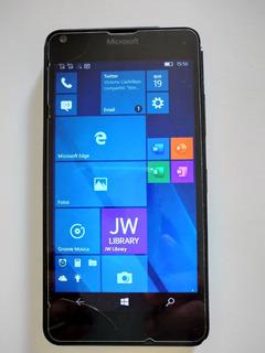 Celular Microsoft Windows Phone Rm-1109 Novinho.