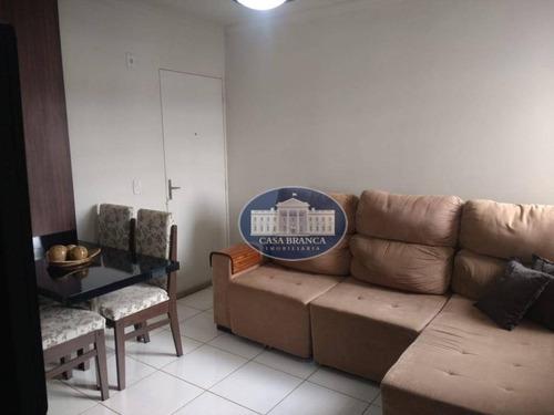 Apartamento Residencial Daniele, Araçatuba - Ap0561