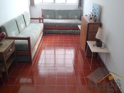 Apartamento Com 01 Dormitório E Com Lazer A Venda Na Praia Das Astúrias - Ref.: 2837 - 2837