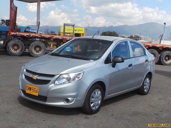 Chevrolet Sail Ls Mt 1400 Cc Aa