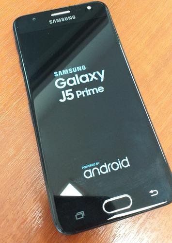 Samsung Galaxy J5 Prime Dual Sim 16 Gb Negro 2gb (con Falla)