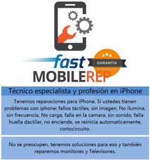 Tecnico Especialista Y Profesión En Iphone Reparación