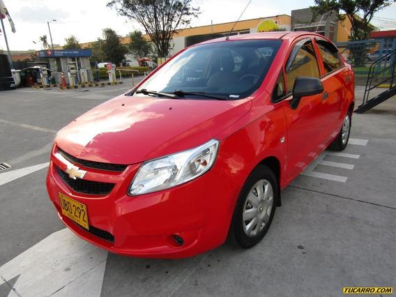 Chevrolet Sail Ls Mt 1400 Aa