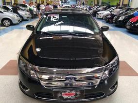 Ford Fusion 2.5 Sel Top De Linha ( Teto + Multimídia)