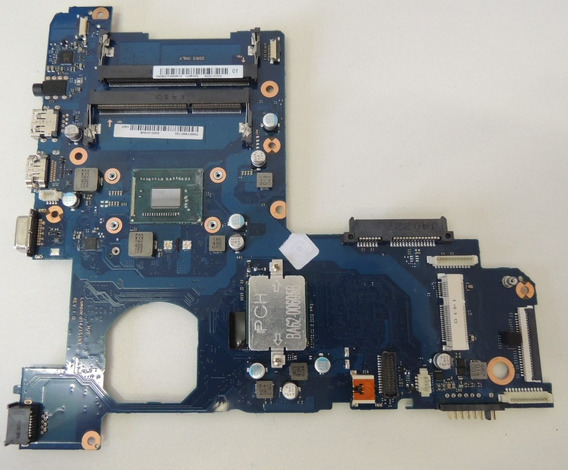 Placa Mãe Original Notebook Samsung Np270e4e Celeron