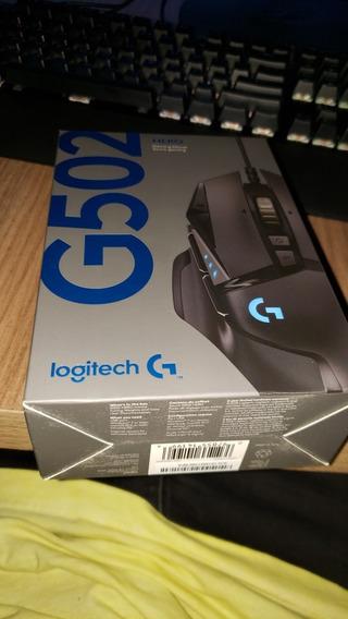 Logitech G502 Hero Novo