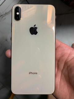 iPhone Xs Max 256 Gb Dourado, Usado Impecável