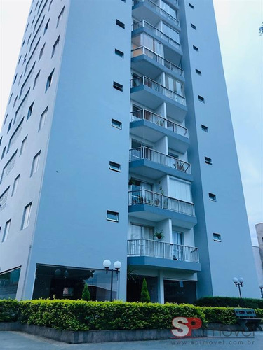 Imagem 1 de 12 de Apartamento Para Venda Com 57 M² | Vila Granada, São Paulo | Sp - Ap243579v