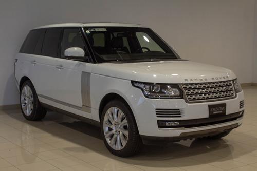 Land Rover Range Rover Vogue 2016