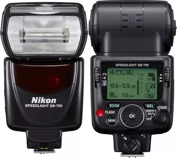 Flash Nikon Sb-700 Sb700 Speedlight Original - Frete Gratis