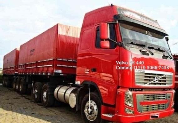 Volvo Fh 440 Ano 2011 Engatado (ler Descrição)