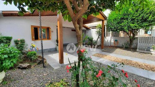 Casa Com 2 Dormitórios À Venda, 86 M² Por R$ 190.000,00 - Santos Dumont - São Leopoldo/rs - Ca3761