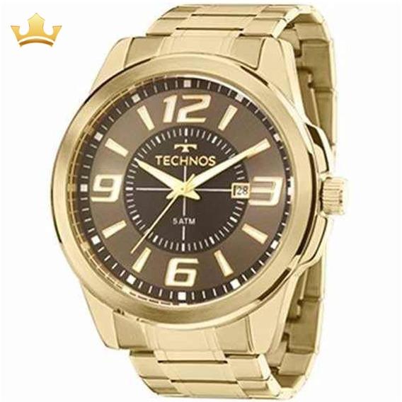 Relógio Technos Masculino 2115laa/4c Com Nf