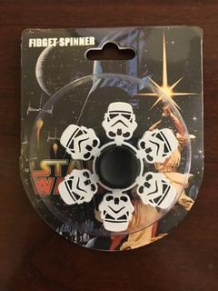 Spinner Star Wars Stormtrooper Acero Edición Especial.