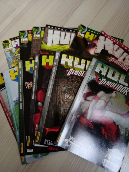 Hulk & Demolidor Completa (1 A 12)