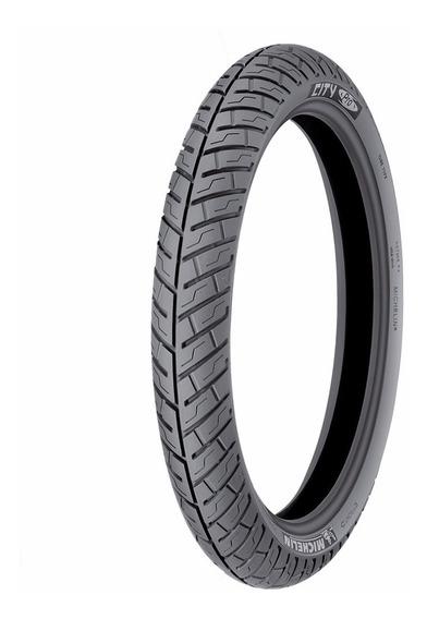 Pneu Michelin Dianteiro 275-18 City Pro Ybr Honda Titan 150