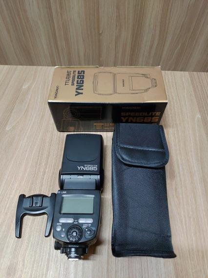 Flash Yongnuo Speedlite Yn685 Canon