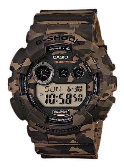 Reloj Casio G- Shock Camuflado Militar