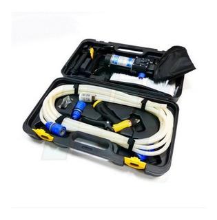 Hidrolavadora Portatil 12 Volts Lavar Auto Motor + Maletin