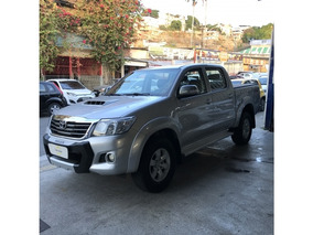 Hilux 3.0 Sr 4x4 Cd 16v Turbo Intercooler Diesel 4p