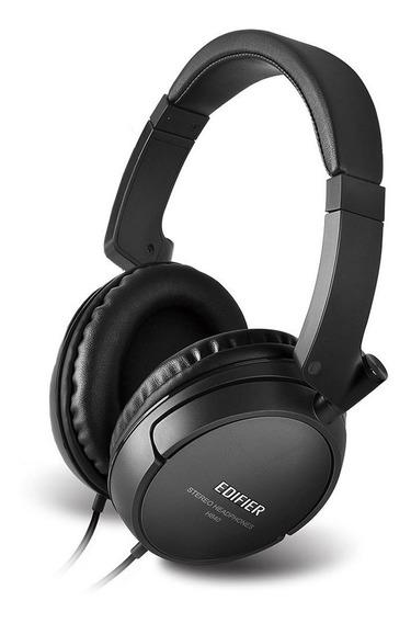 Fone De Ouvido Estéreo H840 Preto - Edifier