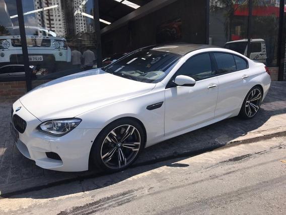 Bmw M6 /gran Coupe/ Branca / 2014/2015/ Ipva Pago Completa