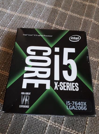 Processador I5 -7640x (semi-novo) Perfeito Estado
