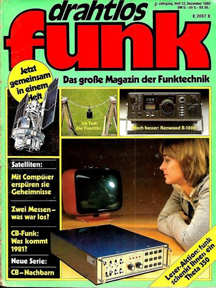 Cl Drahtlos Funk * Dez/80 * Importada