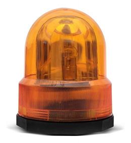 Giroflex Sinalizador De Emergência Universal 12v Luz Laranja